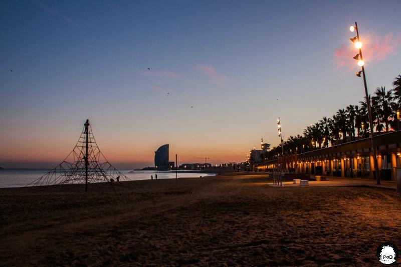 barcellona-tramonto-sole