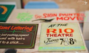 local event :: Sign Painter movie
