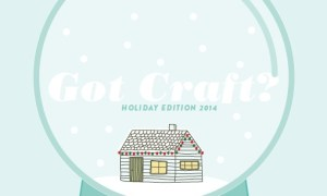 got craft :: holiday 2014 look book