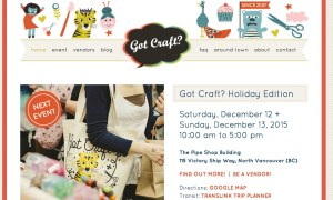 got craft? :: website refresh