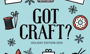 got craft? :: 2015 Holiday Look Book