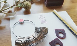 workshops :: Sign Painting + Ring Making