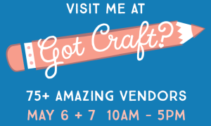 got craft? :: early bird tickets!