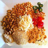 Mingalaba Restaurant in Burlingame - Ginger Salad