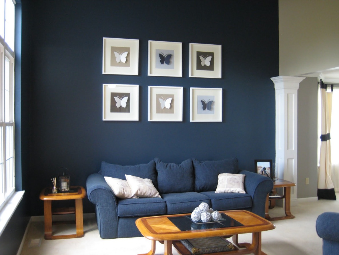 Scenic 2017 Color Trends Your Home According To Paint Experts Blue Grey Paint House Blue Grey Paint Palette houzz-03 Blue Grey Paint