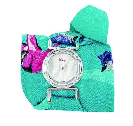 Montre foulard Turquoise v2 (1)