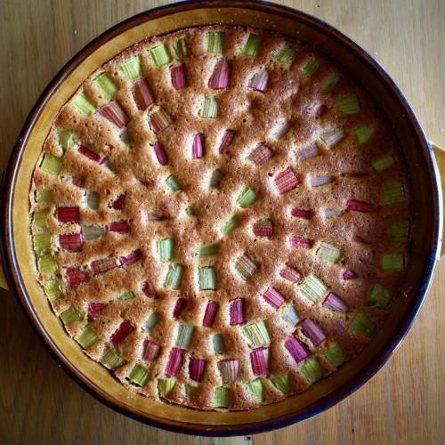 Moelleux Rhubarbe
