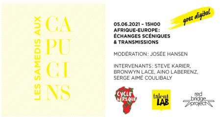 Samedis aux Capucins - Europe-Afrique