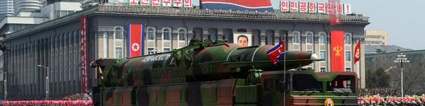 North Korea Taepodong 2