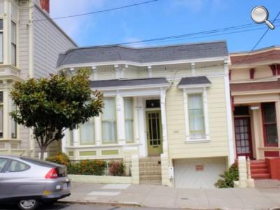L'appartement de San Francisco - 26th St et Noe St
