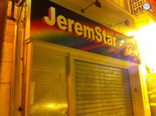 Le JeremStar Café de Bourges - Fermé l'été !
