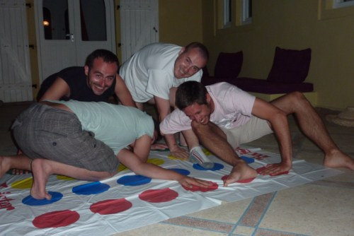 Twister party!!!