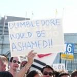 Dumbledore would be ashamed!!