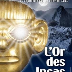 L'Or des Incas à la Pinacothèque de Paris