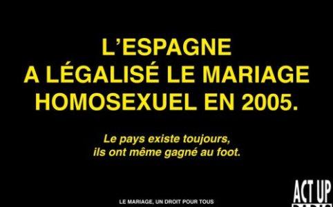 ActUp Paris Mariage