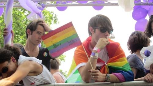 Gay Pride Paris 2012 (Marriage is so gay)