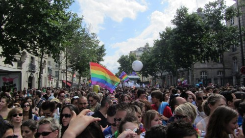 Gay Pride Paris 2012 (Marriage is so gay)
