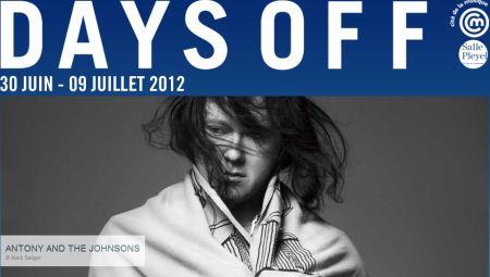 """Antony and the Johnsons """"Cut The World"""" à la Salle Pleyel (avec l'Orchestre National d'Ile-de-France)"""