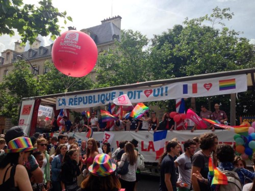 Gay Pride Paris 2013