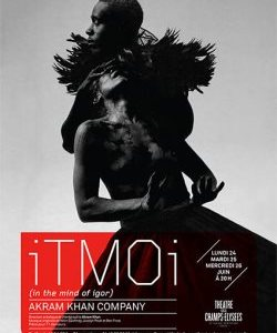 iTMOi d'Akram Khan au Théâtre des Champs Elysées