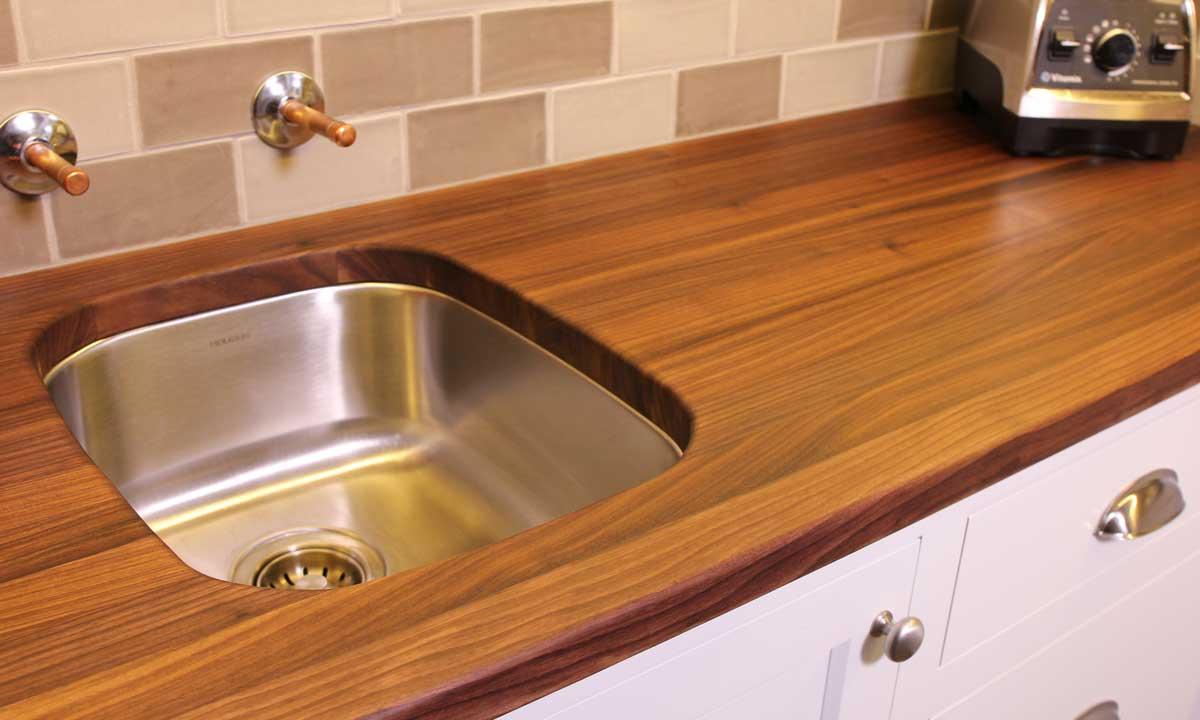 blog mcclureblock butcher block kitchen countertops Walnut Kitchen Counter Top