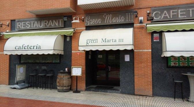 Green Marta III