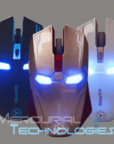 mouse-iron-man