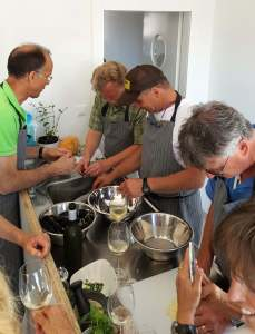 Cooking Class Croatia
