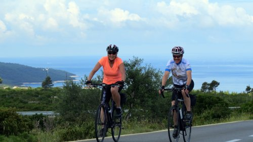 Cycling Croatia