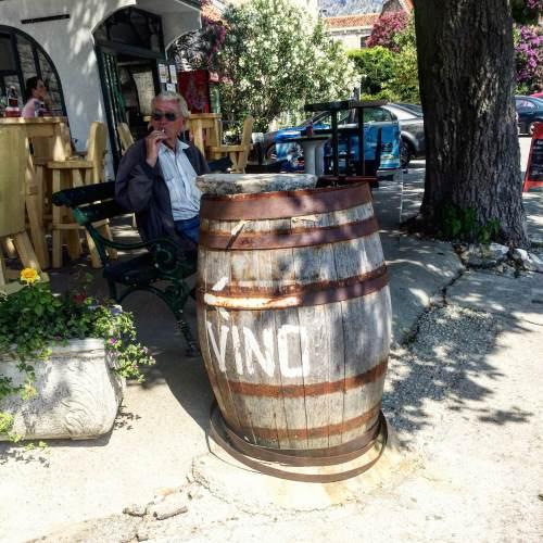 Peljesac wine