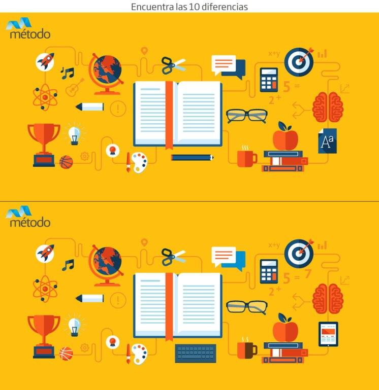Las 10 diferencias en educación
