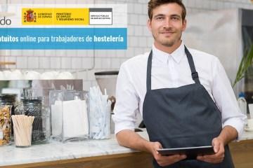 Cursos de hosteleria gratis para trabajadores