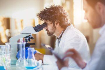 Trabajadores Biotecnología farmacéutica