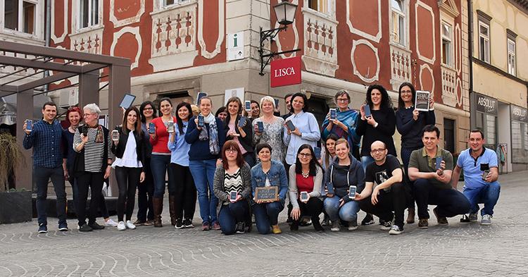 El equipo de Grupo Método visitará Ptuj para la última reunión iYOT
