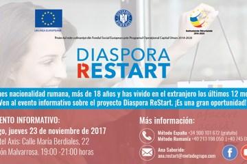 Evento para rumanos de la diáspora