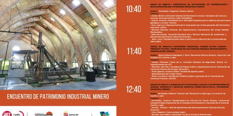 Encuentro de patrimonio industrial minero