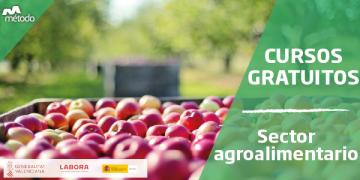 Cursos online para trabajadores del sector agroalimentario en Valencia