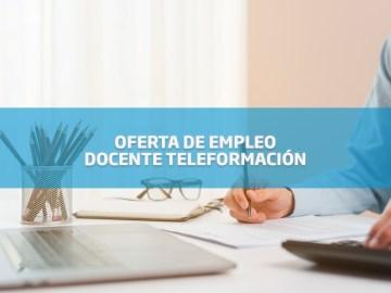 Oferta de empleo: docentes