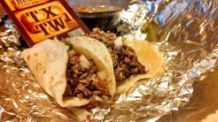 Valentina's TexMex BBQ Brisket Tacos