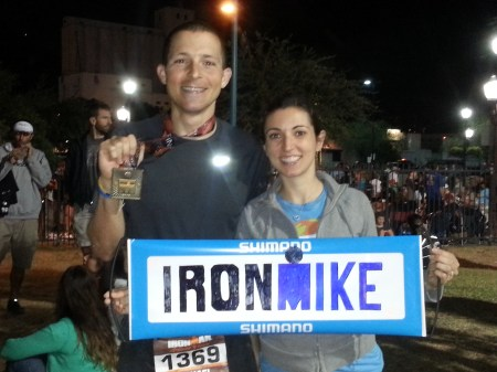 IMAZ mike ev sign