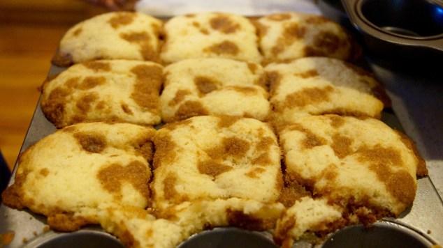 Overloaded Muffin Tin