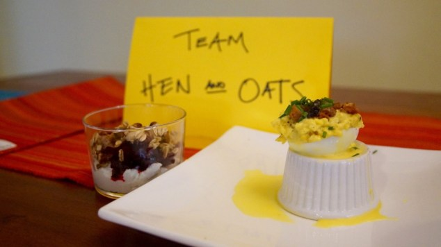 Team Hen and Oats Entries