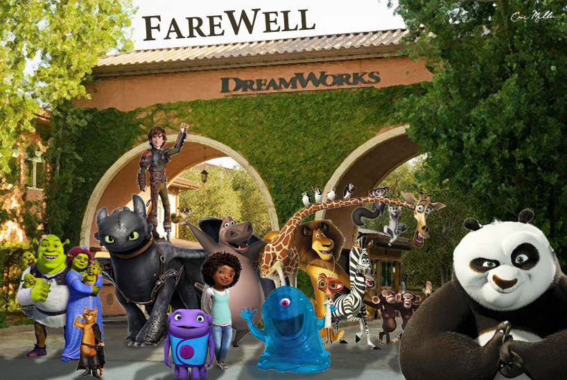 Farwell DreamWorks Animation