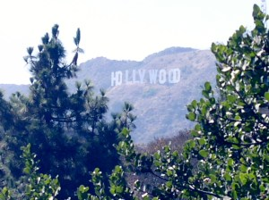 Hollywood- Hollywood sign - First Cali Picture
