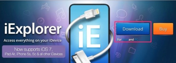IExplorer iPhone iPad Music File Transfer App for Mac PC 2 2