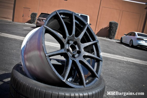 Carbon Fiber Forgestar CF10 Wheels