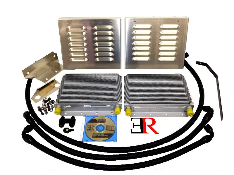 Competition Oil Cooler Kit
