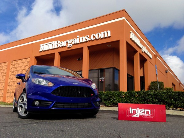 Expert Review: INJEN Air Intake for Ford Fiesta ST