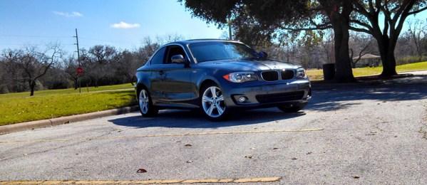 Love at first sight: Corbin's BMW 128i M-Sport Conversion