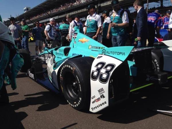 Racing In Honor: ModBargains Sponsors Always Evolving Indycar